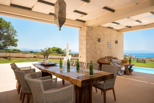 ktimatoemporiki villa for rent chania crete greece
