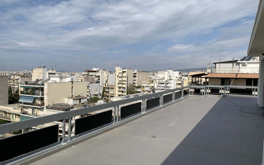 Ktimatoemporiki Top Floor Apartment for sale in Kallithea Athens