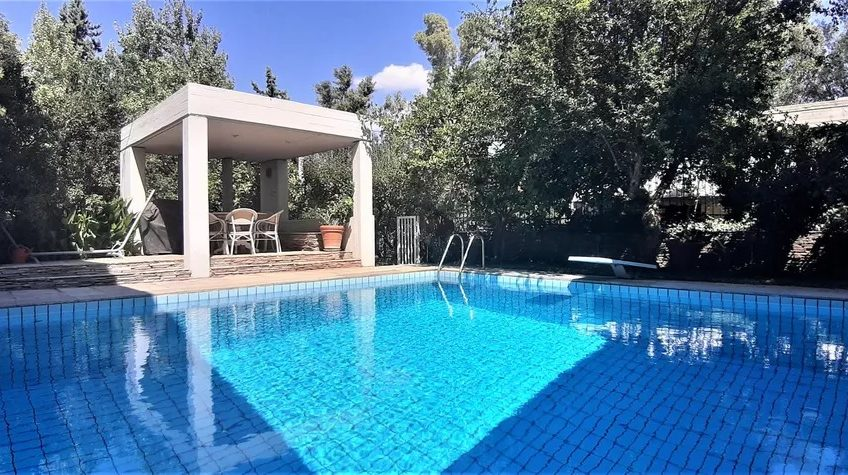 Ktimatoemporiki Luxury Residence for sale in Filothei Athens
