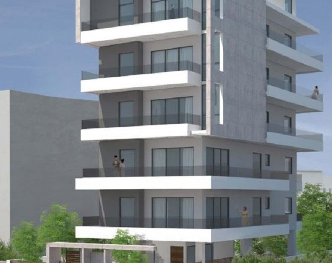 Ktimatoemporiki Top Floor Apartment for sale in Alimos Athens