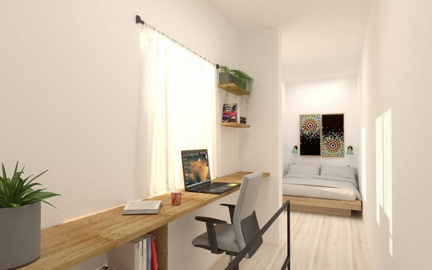 Ktimatoemporiki Studio Apartment in Rethymnon Old Town