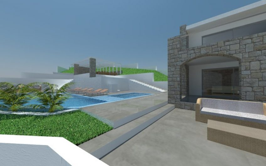 Ktimatoemporiki Luxury Villa Project in South Crete