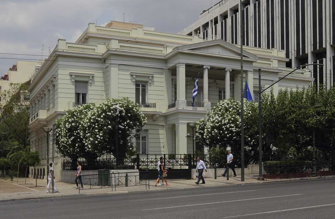 ktimatoemporiki Foreign Ministry Bank of China to open branch in Greece