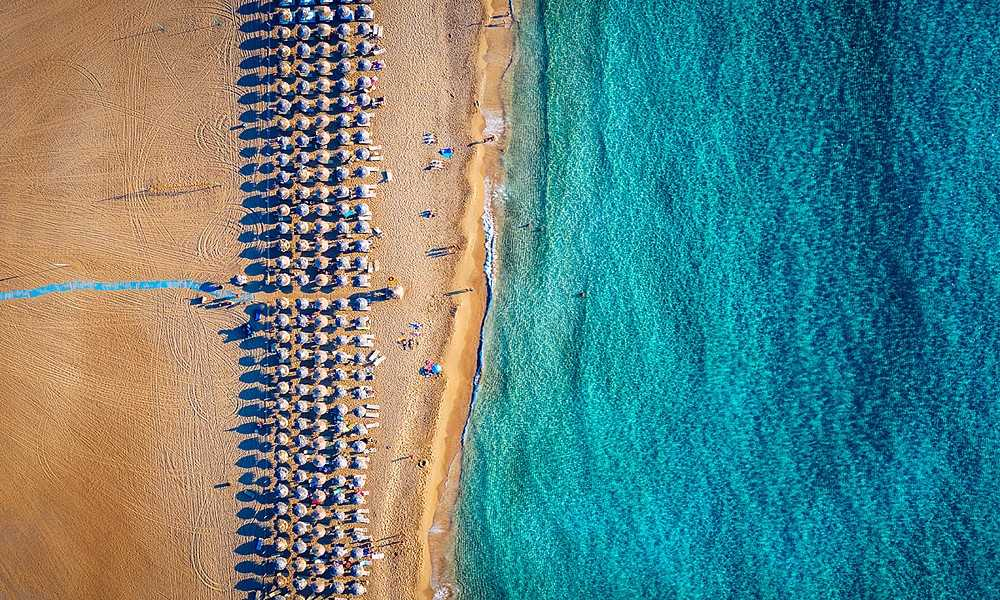 Greece Property News More Than 500 Greek Βeaches Awarded Blue Flag Status