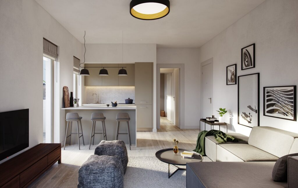 Athens Apartment for sale in Kaisariani