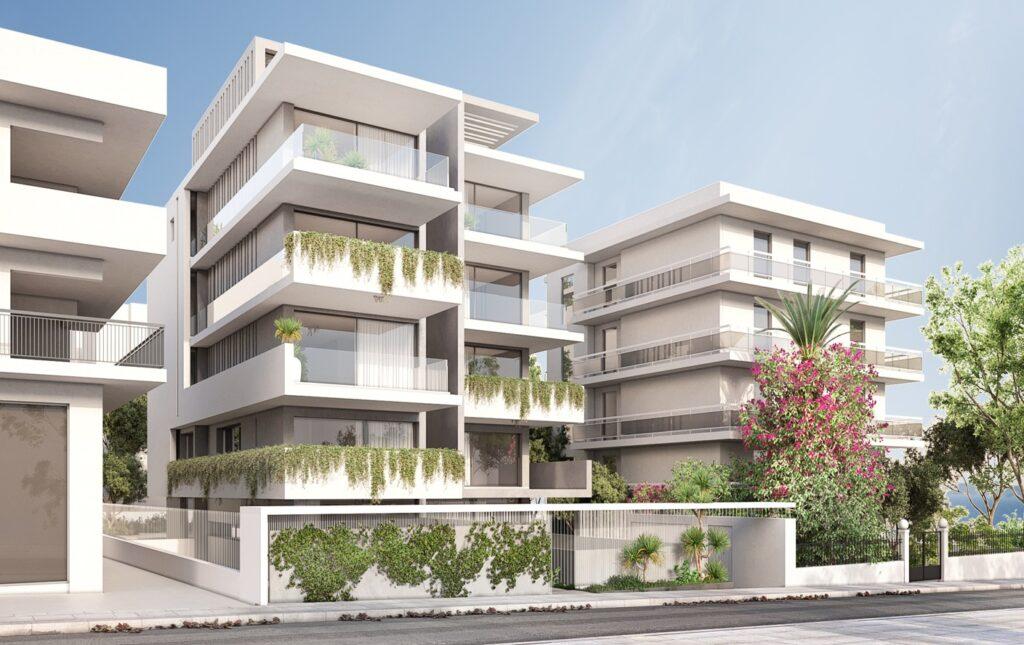 Apartment in Athens Varkiza for sale