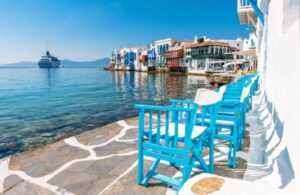 Three Greek Islands that attract investments of millionaires